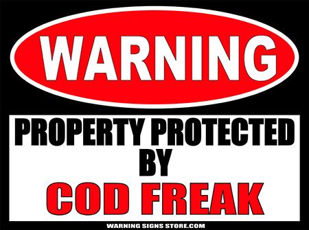 COD FREAK