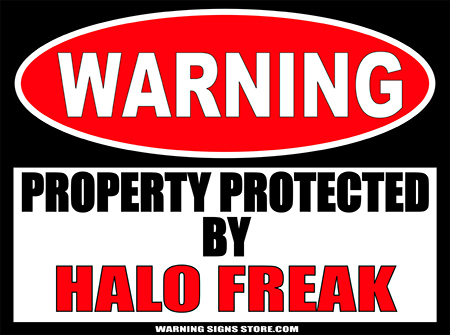 HALO FREAK