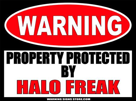 HALO FREAK