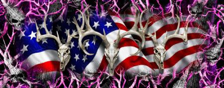American-Buck-Obliteration-Skull-Pink-Full-Size-Tailgate